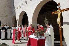 Domenica delle Palme, alla Basilica di San Nicola a Bari la benedizione degli ulivi
