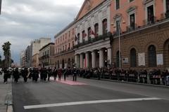 La polizia locale di Bari celebra il patrono San Sebastiano