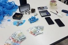 Spaccio di droga nel centro storico di Putignano, due arresti