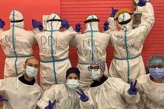 Bari, gli operatori sanitari del Di Venere in supporto del DDL Zan