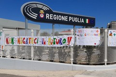 Bari, sit-in dei centri educativi a rischio chiusura in Regione