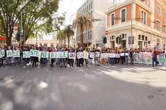In 5 mila in piazza per il quarto global strike di Friday for Future