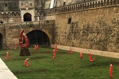 """Il cibo come opera d'arte, al Castello Svevo di Bari in mostra """"Epifania della Terra"""""""