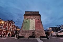 Coronavirus, i monumenti del Municipio I si illuminano di tricolore