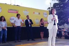 Regionali Puglia, Di Maio ad Adelfia con Antonella Laricchia: «Cittadini votino con responsabilità»