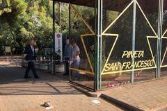 "Bari, ""nuova luce"" e telecamere alla Pineta di San Francesco"
