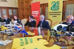 """""""Liberi dalla plastica... e non solo"""", il progetto di Legambiente Bari contro i rifiuti in mare"""