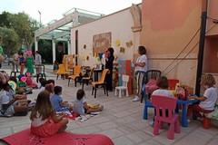"""Bari social book, dal 24 agosto al 19 settembre torna """"A libri aperti nel parco"""""""