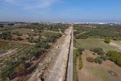 Ferrovie Sud Est, via i binari fra Triggiano e Capurso. Piste ciclabili al posto delle rotaie