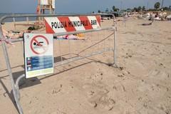 Piove a Bari, e a Pane e Pomodoro torna il divieto di balneazione