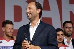 SSC Bari, la lettera di De Laurentiis ai tifosi: «Vostra delusione è la mia»
