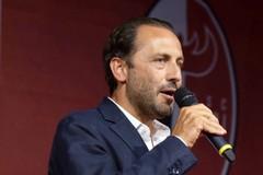 Striscione minatorio contro il Bari, De Laurentiis: «Ringrazio per i numerosi attestati di solidarietà»