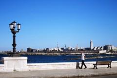 Caldo e afa lasciano spazio al fresco, a Ferragosto soffia il maestrale su Bari