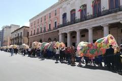 Maggio all'infanzia, nel centro di Bari sfila il corteo dei bambini