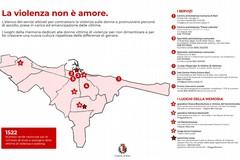 Bari, il Comune traccia la mappa dei luoghi dedicati alle donne vittime di violenza
