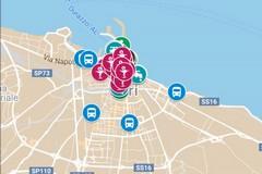 """Visita del papa a Bari, la diocesi lancia la """"mappa interattiva"""""""
