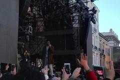 Bari, cresce l'attesa per il concerto di capodanno con Marco Mengoni - IL VIDEO