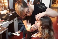 Il makeup delle star nelle mani di una giovane artist di Bari