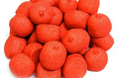 Alt del Ministero ai Marshmallow palla rossa, troppi coloranti