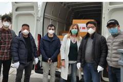 Coronavirus, la comunità cinese della Puglia dona 31mila mascherine