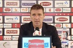 Verso Juve Stabia-Bari, Carrera: «Sarà una battaglia. In campo la formazione migliore»