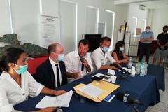 Il tour di Salvini fa tappa a Bari: «Scuola? Governo incapace. Con Fitto ci incontreremo»