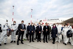 Coronavirus, l'Albania manda trenta medici e infermieri in Italia