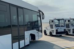 Aeroporti di Puglia, al via il rinnovo completo del parco mezzi