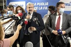 Regionali, Emiliano: «Dispiace che i 5 stelle mi abbiano paragonato a Fitto»