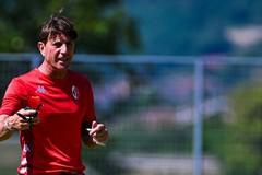 Mignani: «Sento la responsabilità di allenare il Bari»