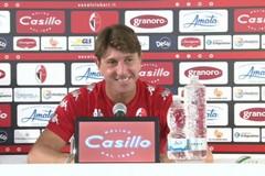 Verso Catania-Bari, Migani: «La squadra mi sta mettendo in difficoltà con le scelte. Sarà gara tosta»