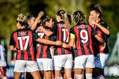 Serie A femminile, niente impresa per Pink Bari: ko 3-1 con il Milan