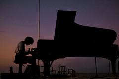 A Torre Quetta il concerto al tramonto di Mirialy Pacheco. Chiude in bellezza il Bari Piano Festival