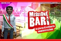 Missione Bari, decoro urbano e legalità diventano protagonisti di un videogioco