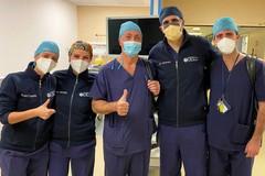 Tumore al fegato operato con paziente sveglio, primo intervento al mondo al 'Miulli'