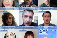 """L'iniziativa social """"Eccomi Puglia"""""""