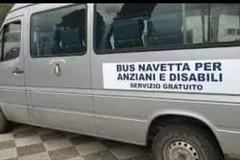 Bari, riparte la navetta per trasporto disabili nel cimitero