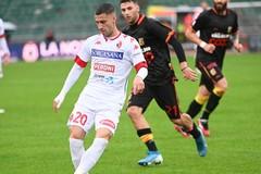 SSC Bari, Citro: «Col Catanzaro una vittoria meritata. Cresce l'intesa con i compagni»