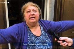 Il video promozionale con Nunzia e le sue orecchiette a Bari