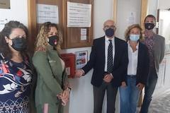 Una cassetta rossa a Bari per tutte le donne che hanno bisogno di aiuto