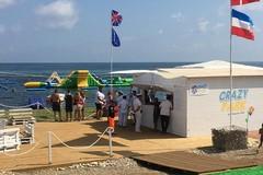 Una nuova attrazione sul lungomare di Bari. Apre i battenti il parco acquatico a San Giorgio