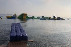 Una nuova attrazione nell'estate di Bari. A San Giorgio arriva il parco acquatico