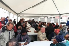A Bari la Pasquetta solidale dell'associazione InConTra