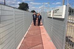 A piedi da Catino alla stazione di Bari-Santo Spirito. Inaugurata la nuova passerella di RFI