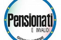 Pensionati e Invalidi Giovani Insieme, ecco i candidati a Bari