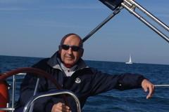 Lutto nel Circolo della Vela Bari, addio al vice presidente Peppo Russo
