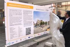 Bari, partono i lavori per la nuova piazza Diaz a Ceglie. Cantiere concluso in sei mesi