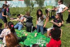 Grande successo e sole per il picnic senza plastica al Parco Gargasole