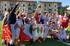 La Pink Bari Primavera è campione d'Italia. Battuta la Juve in finale