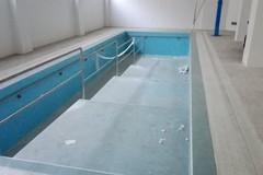 Policlinico di Bari, piscina per disabili abbandonata